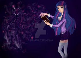 Twilight Sparkle by ged-Arts