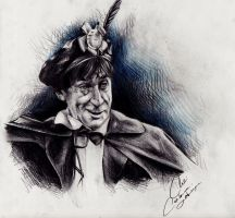 Second Doctor by Coconut-CocaCola