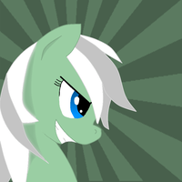 My OC, Spearmint by Goodrita