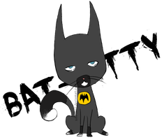 BatKitty by tobi-2012