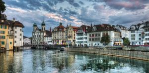 Lucerne Reuss by roman-gp