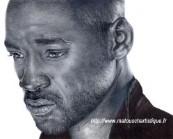 Will Smith by MaTouschArtistique
