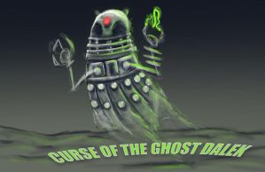 Curse of the Ghost Dalek by rayne-gallows
