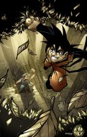 goten and trunks 2004 by IRLGZZ