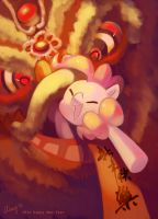 Happy Chinese New Year! by amy30535