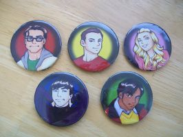 Big Bang Buttons by Rider4Z
