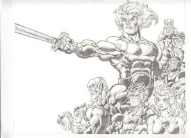 Thundercats by jmoneygetdown