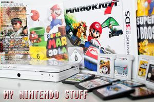 My Nintendo Handheld Collection by LierACC