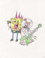 spongebob lets the rock roll by Spongebobluvr66