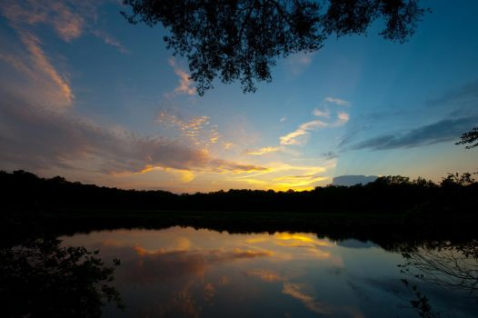New Jersey Sunset by wenzels