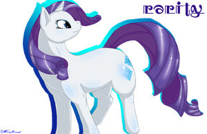 Rarity by TheDragonFreak77