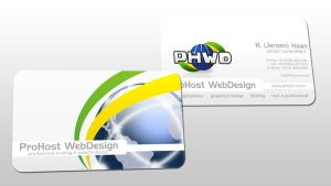 PHWD - Logotipo e Cartao by tommendes