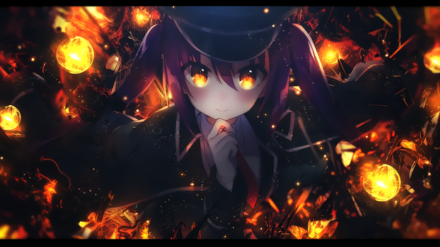 [Wallpaper] Rize by Amarylith