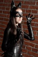 Catwoman Cosplay by Kansuli