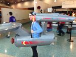 Starship Enterprise by The-1One