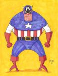 Captain America 1 by williamsguy40