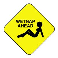 wetnap - roadsign by serealis