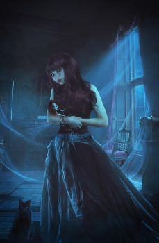 Haunted Memories by charmedy