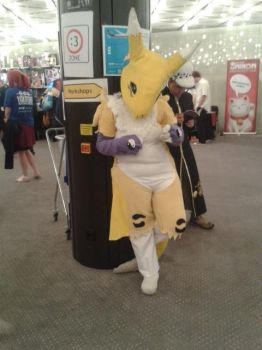 ~Renamon~ by broken-Dark-Angel
