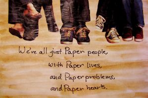 Paper People by Key-to-Hearts