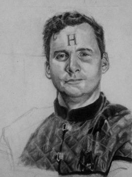 Arnold Rimmer WIP III by bris1985