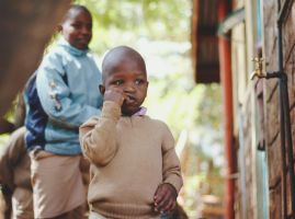 School boy in kenya by tonepiia