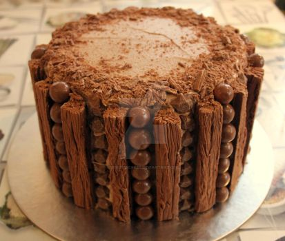 Chocolate Dream by KirstysCakes