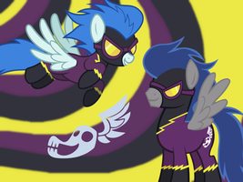 ShadowBolts Wallpaper by CutieMarkFreak
