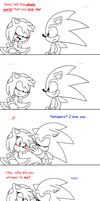 Short Sonamy comic...thingy by SugarlessGum