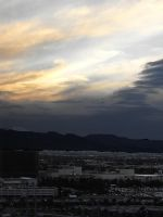 Mountain Sunset by takeanotherpic020