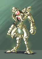 Robot by KaRzA-76