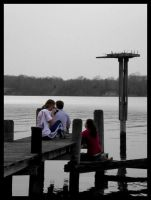 Pictures At The Dock by sillylittleidiot