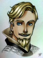 Fandral by Marionnettee