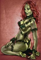 Poison Ivy by vicariou5