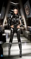 Wing Commander (BSG): Olivia Wilde by SilentArmageddon
