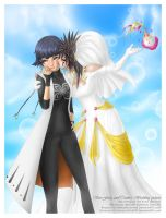Request - Sui-Feng and Tsume's Wedding picture by zeth3047