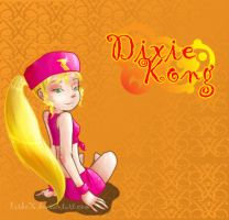 Dixie Kong :3 by LitheX