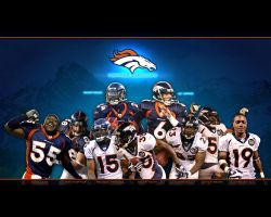 Denver Broncos 2008 Wallpaper by modestogreyfox