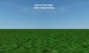 MMD grass stage+DL by Green-Fighter