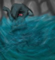 Bluestar's death by blackmuttofdoom