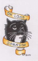 Long Johnson by NicoRaven