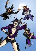 Saints Row The Third by ADL-art