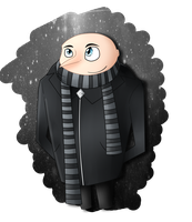Gru by VanessaGiratina