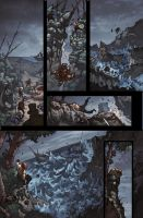 WoW Curse of the Worgen 5 pg10 by Tonywash