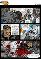 Favorite ED's: Gears of War by Gil-ED