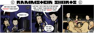 Rammstein shorts 4 by TheInsaneDarkOne