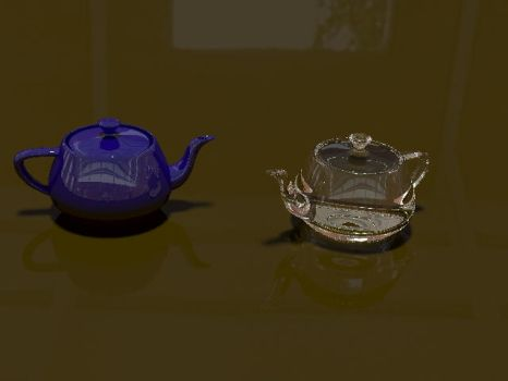 Teapot Render by monoso25