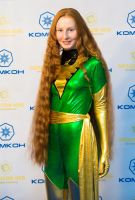 Jean Grey Cosplay 2 by Mitoka
