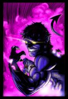 Nightcrawler by eHillustrations
