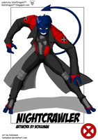 Nightcrawler without Smoke by StarDragon77